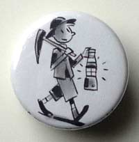 BADGE MINEUR